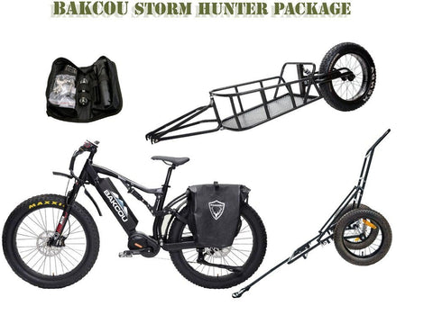 Image of BAKCOU Storm Hunter Package