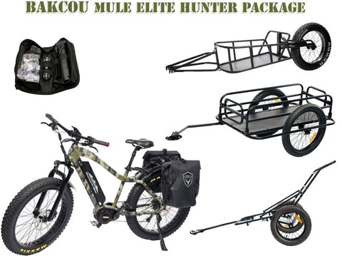 BAKCOU Mule Elite Hunter Package