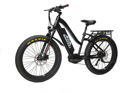 Bakcou Mule Step Thru Electric Hunting Bike