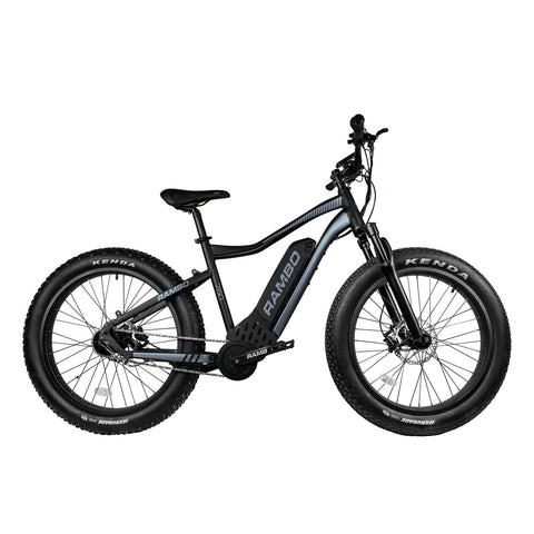 Image of Rambo R750 26 Pursuit Electric Hunting Bike