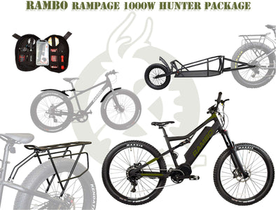Rambo Rampage 1000W XPFS Hunter Package