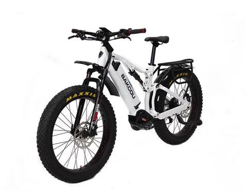 BAKCOU Storm Electric Hunting Bike