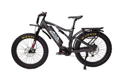 Image of BAKCOU Storm Electric Hunting Bike