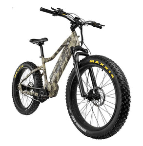 Rambo Bushwacker 750W XPC Truetimber Electric Hunting Bike