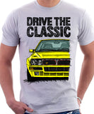 Drive The Classic Lancia Delta Integrale (Japan). T-shirt in White Colour