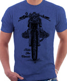 Ride The Classic. BMW R100. T-shirt.