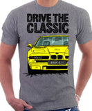 Drive The Classic BMW E31 Late Model. T-shirt in Heather Grey Colour