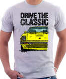 Drive The Classic Datsun 280ZX Series 2. T-shirt in White Colour