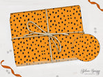 Wonders of the Wild - Wrapping Paper - Dotted
