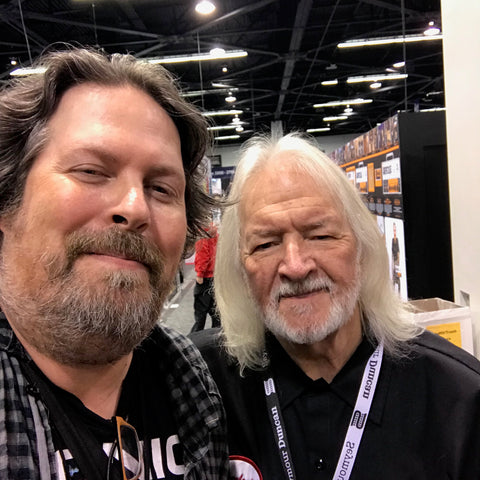 Me and Seymour Duncan