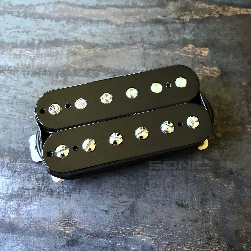 Bar Fighter humbucker pickup.