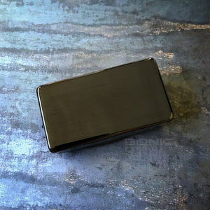 Warhammer humbucker pickup black cover.