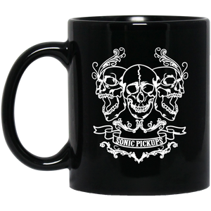 Three Skulls 11oz. Mug