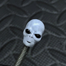 Grey Alien, switch tip, guitar switch tip, fender strat, gibson les paul