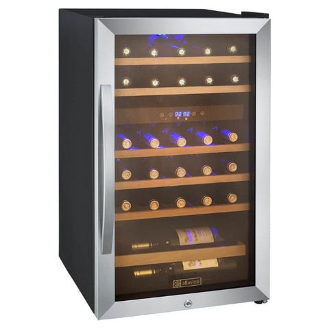Allavino Cascina Dual Zone Wine Cooler 29 Bottle Capacity CDWR29-2SWT 3D View
