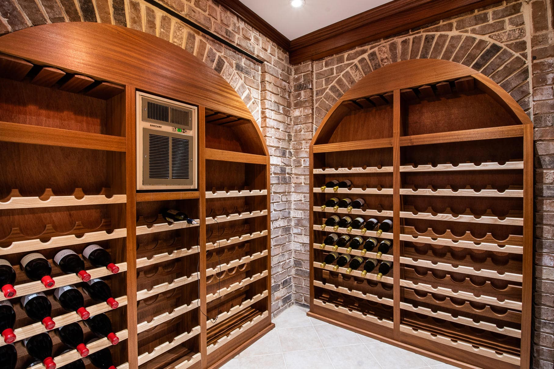 Breezaire WKSL Split System Wine Cellar