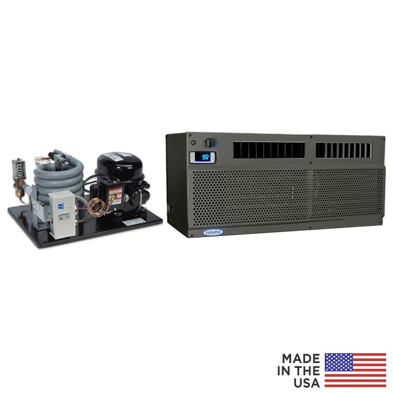 CellarPro 6000Swc Split System Water Cooled Cooling Unit