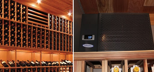 CellarPro 6000Swc Wine Cellar Cooling Unit Wine Room