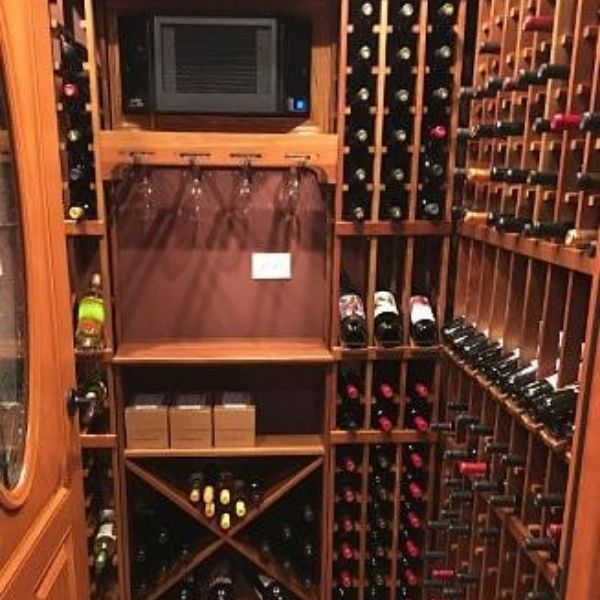 Whisperkool 2500 Slimline Self Contained Wine Cooling Unit- Cellar