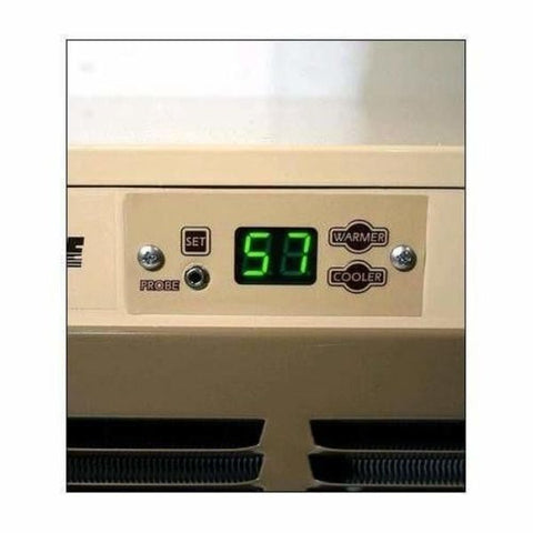 Breezaire 2200 WKSL Split Wine Cellar Cooling Unit Sentry 3 Control Display