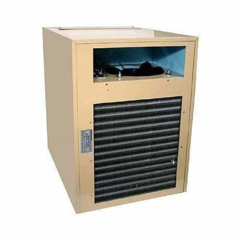 Breezaire 4000 WKL Wine Cellar Cooling Unit Rear Display