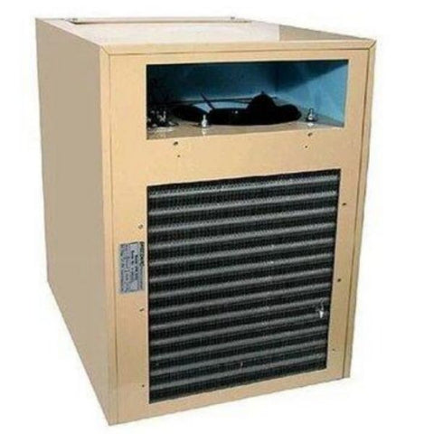 Breezaire MKL 8000- Condenser Fan View