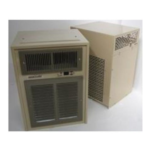Breezaire WKSL 4000 Wine Cellar Cooling Unit-Front & Back