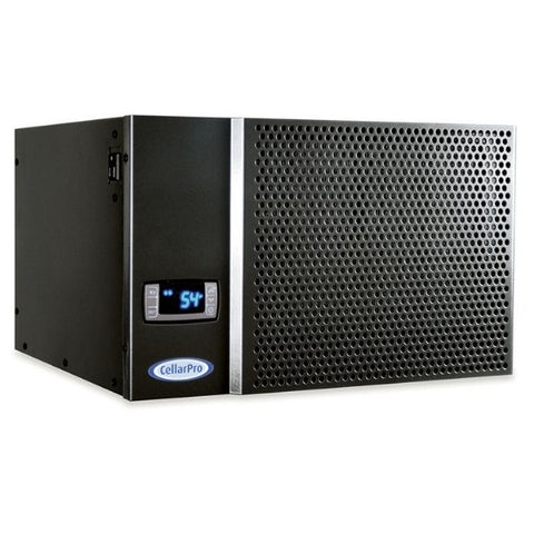 CellarPro 1800XTS Wine Cellar Cooling Unit Side Angle