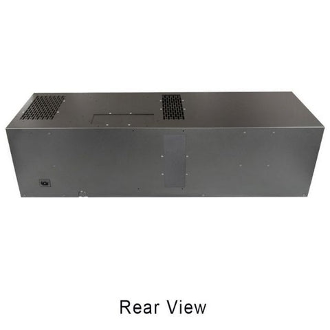 CellarPro 1800H Houdini Wine Cellar Cooling Unit Rear View
