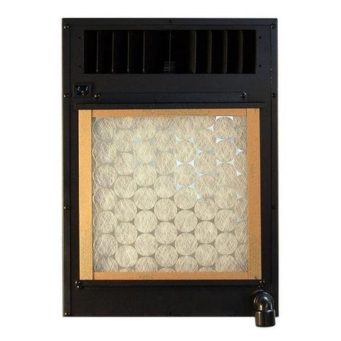 CellarPro 8200 VSi Wine Cellar Cooling Unit-Backside view
