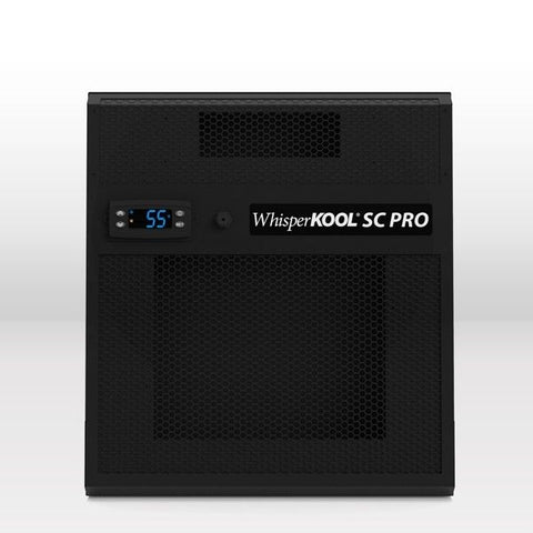 Whisperkool 3000 SC Pro Wine Cellar Cooling Unit Front View