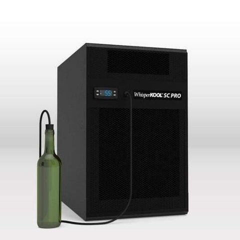 Whisperkool 8000 SC Pro Wine Cellar Cooling Unit- Bottle Tempature Sensor