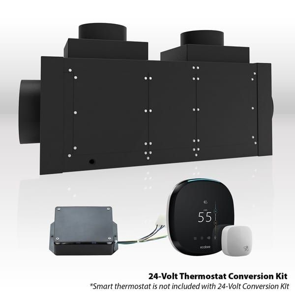 Whisperkool Phantom 3500 Wine Cellar Cooling Unit With 24 Volt Thermostat