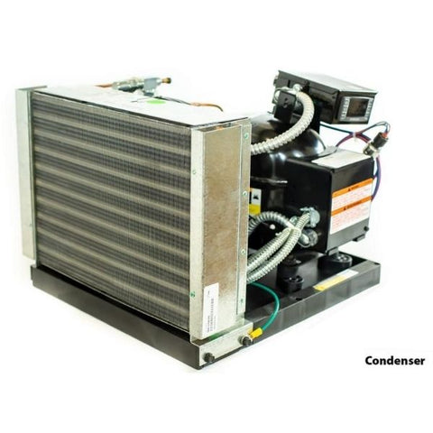 Whisperkool Phantom 8000 Wine Cellar Cooling Unit Condenser 3D View