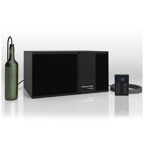 Whisperkool Platinum Mini Split Ductless Wine Cooling Unit- Bottle Prob and Remote