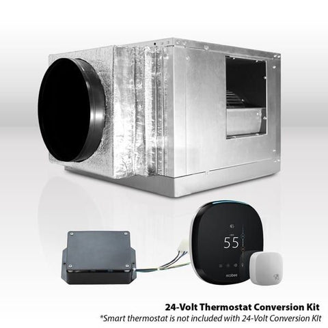 Whisperkool Quantum 9000 Split Wine Cellar Cooling Unit With 24 Thermostat Conversion Kit 3D View
