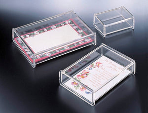 Acrylic Catchall Box