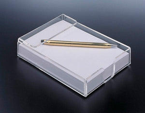 Acrylic Notepad Holder