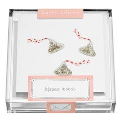 "Acrylic Box Enclosures ""Kisses"""