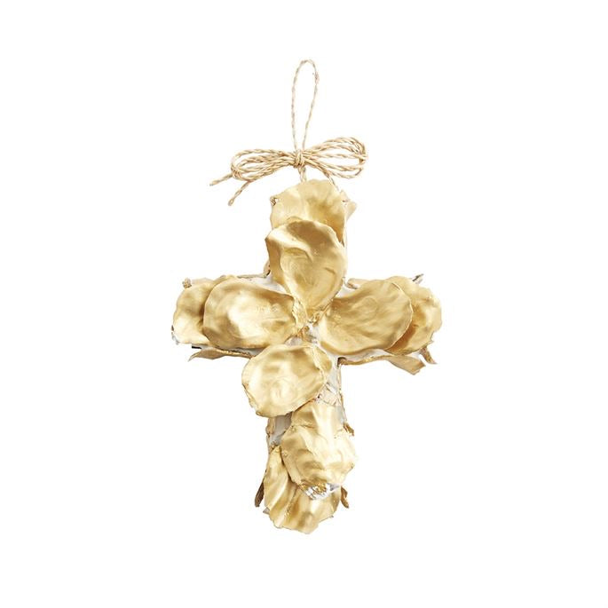 Oyster Shell Cross