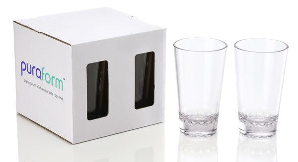 Acrylic Large Glasses