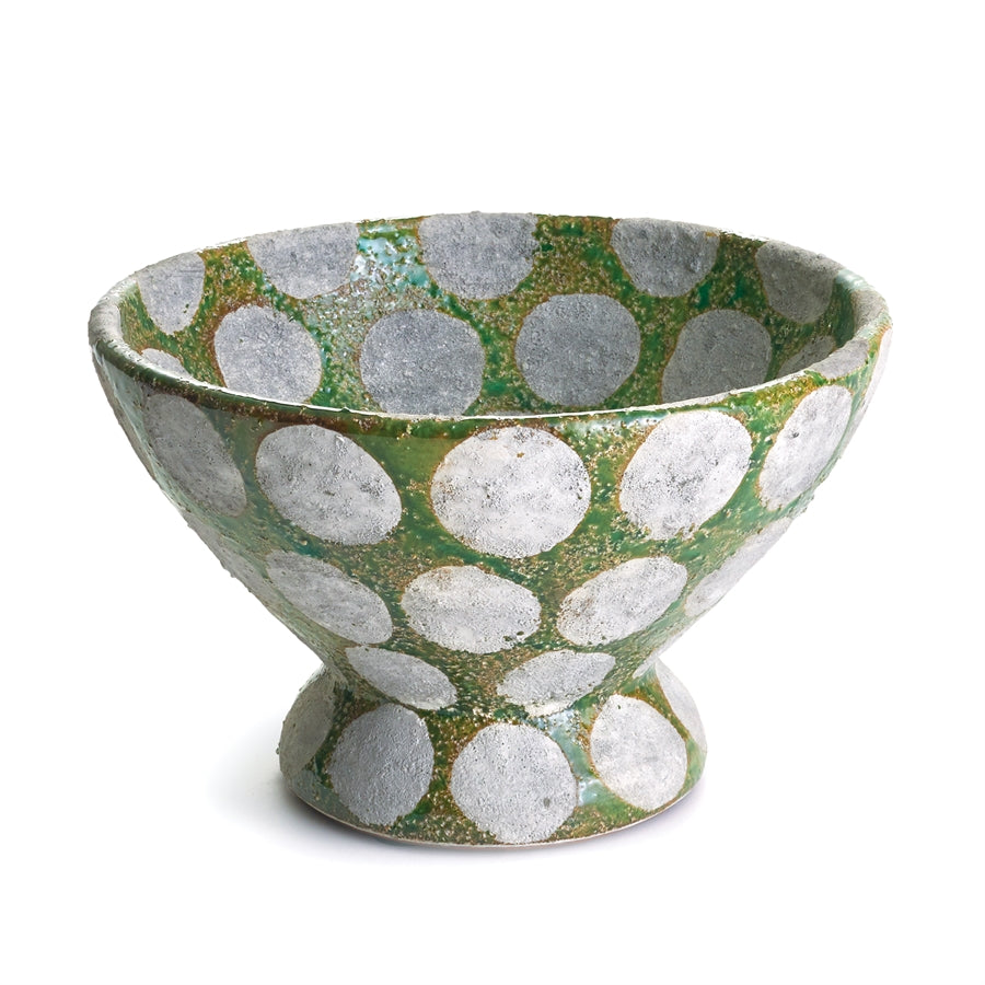 Kiley Decorative Footed Bowl