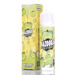 Bazooka Green Apple Sour Straws - 60ML - USA juice