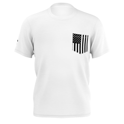 Men's USA Pocket Tee