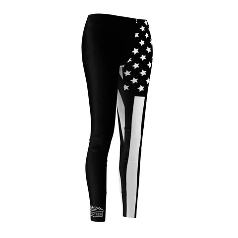 Women's American Flag Leggings