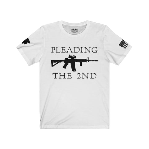 Pleading The 2nd Graphic Tee