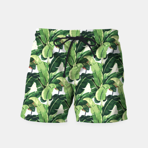 Banana leaves Shorts