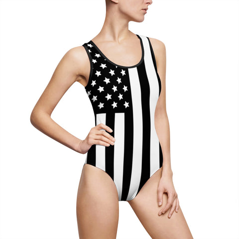 Women's Classic Flag One Piece