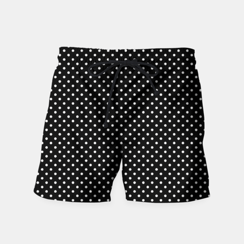 Polka Dot Board Shorts