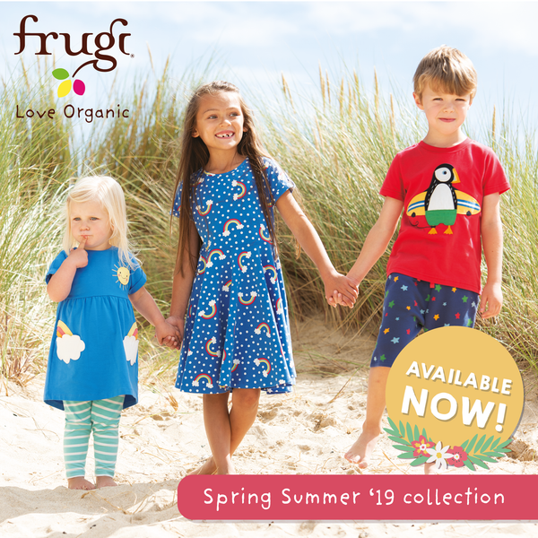 The Wee Boutique is Excited to Launch another new Brand - FRUGI